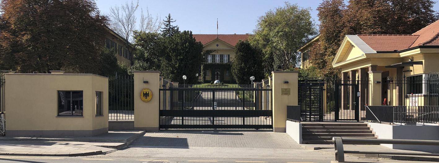 German Embassy Ankara