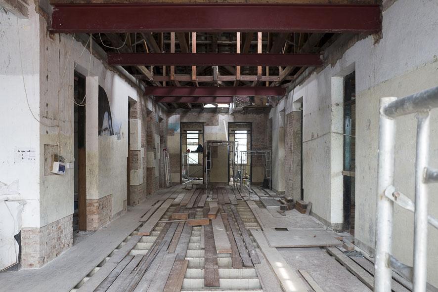 Goethe-Institut Myanmar - Neubau und Sanierung - Baustelle 2