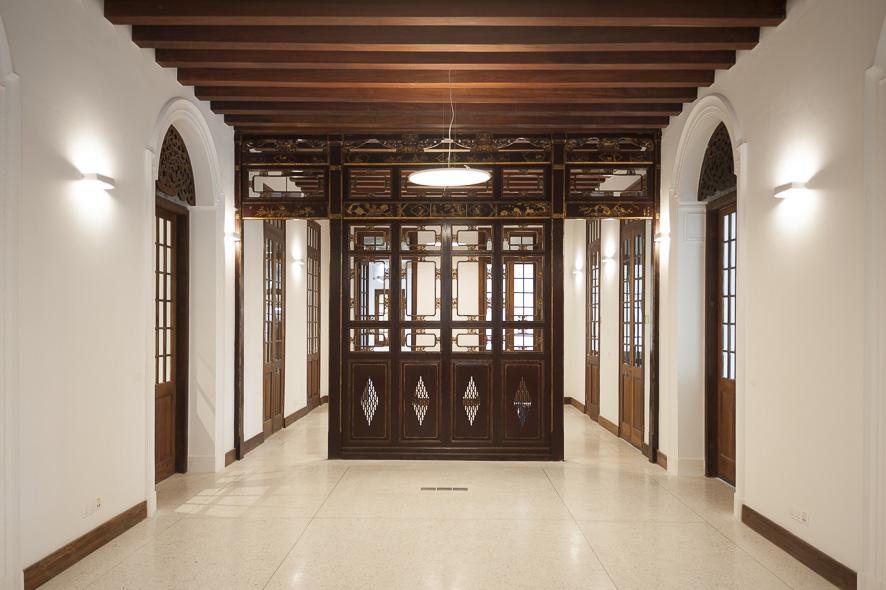 Goethe-Institut Myanmar - Sanierung und Wiedereröffnung der historischen Villa - 1
